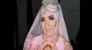 بالفيديو.. العروس ال