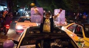 روحاني رئيسا لإيران
