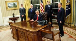 ترامب: لو فرضت الولا