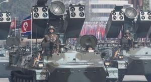 كوريا الشمالية ستظهر