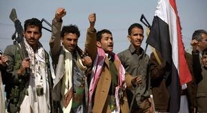 الحوثيون يطلقون صارو