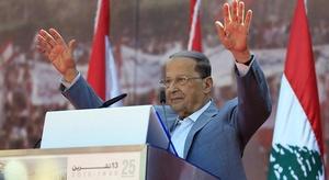 الرئيس اللبناني يزور
