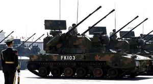 آلاف الجنود الصينيين