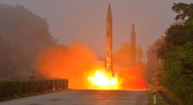 الصاروخ البالستي