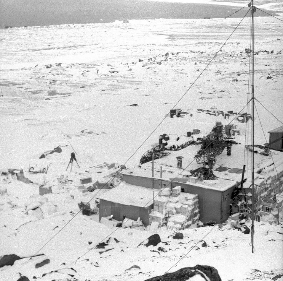 محطة الأرصاد الجوية