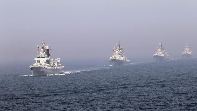 الأسطول البحري الحربي الصيني