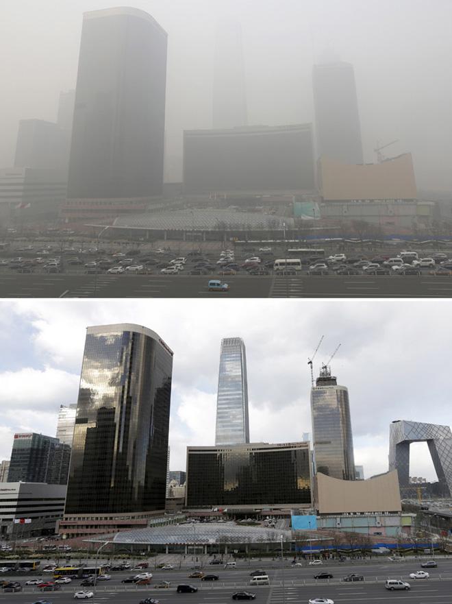 الصين تصدر ثاني تحذير أحمر حول ارتفاع معدلات التلوث إلى درجات غير مسبوقة