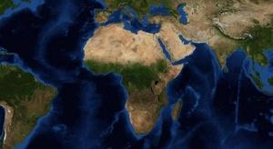 القارة الإفريقية تتص