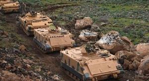 الجيش التركي ينفذ عم