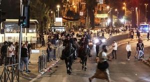 إصابة شرطي إسرائيلي