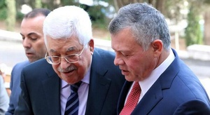 عباس: أمن الأردن واس