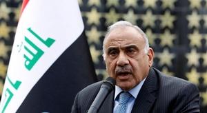 عادل عبد المهدي يحذر