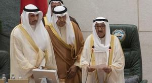 ماذا قال أمير الكويت