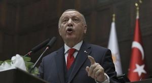 أردوغان يواصل تهديده