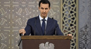 الأسد في كلمة للسوري