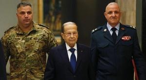 الرئيس اللبناني: سنح