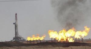 هبوط أسعار النفط مع