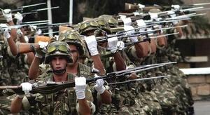 القوات المسلحة الجزا