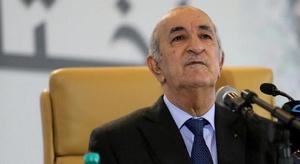 الرئيس الجزائري: لن