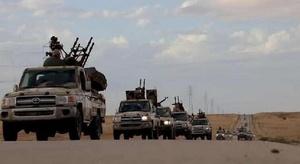 الجيش الليبي ينفذ عم