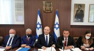 بينيت: إسرائيل غير م