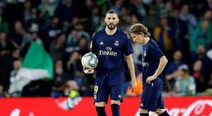ريال مدريد يتعرض لهز