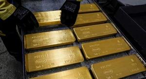 أسعار الذهب تهوي