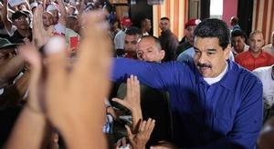 مادورو يفوز بانتخابا