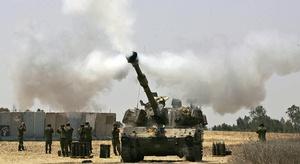الجيش الإسرائيلي يفر