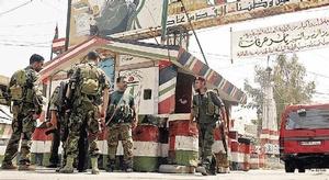 فصائل فلسطينية في مخ