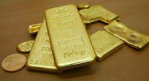 تراجع أسعار الذهب مع