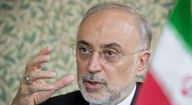 رئيس منظمة الطاقة الذرية الإيرانية، علي أكبر صالحي