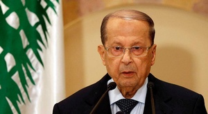 الرئيس اللبناني يدعو