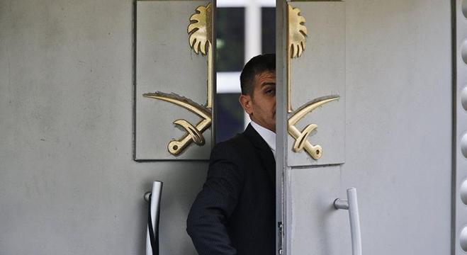 المستشار بالديوان الملكي السعودي سعود القحطاني