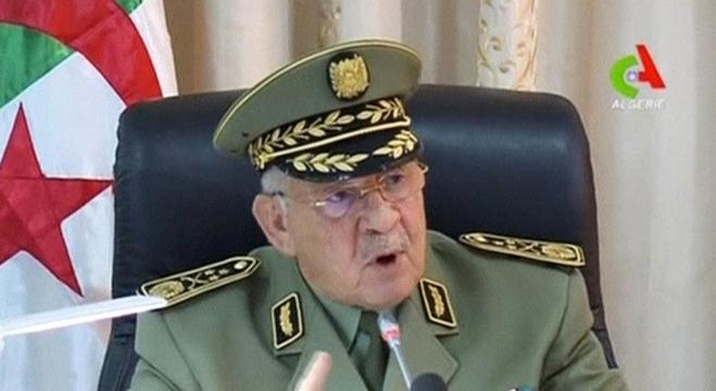 نائب وزير الدفاع الجزائري، رئيس أركان الجيش، الفريق أحمد قايد صالح