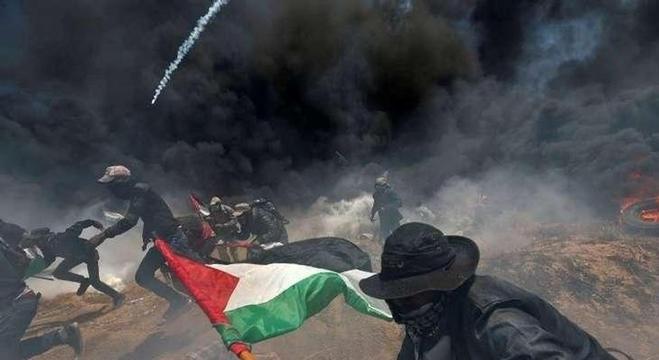 فلسطينيين