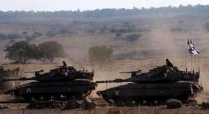 مناورات عسكرية إسرائ