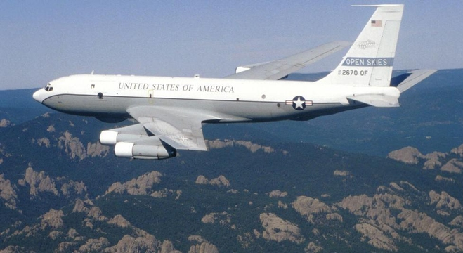 طائرة استطلاع أمريكية
