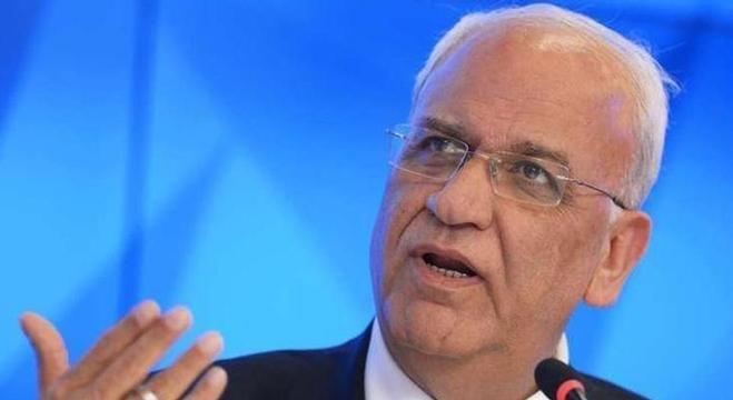 أمين سر اللجنة التنفيذية لمنظمة التحرير، صائب عريقات