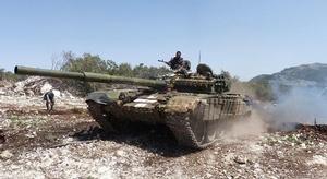 الجيش السوري يستعيد