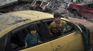 400 ألف طفل عراقي مش