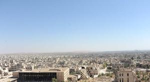 النصرة تقصف حلب بغاز