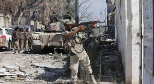 قيادة الجيش الليبي: