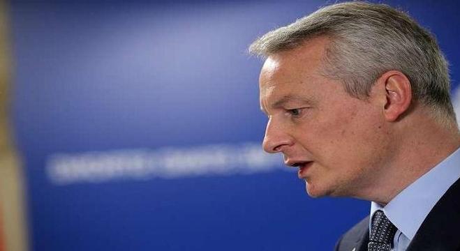 وزير-المالية-الفرنسي-برونو-لو-مير