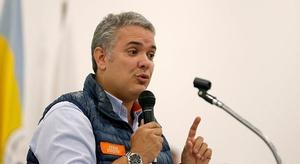 حكومة كولومبيا الجدي