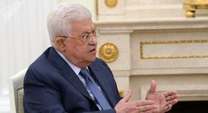 عباس يعبر عن استيائه