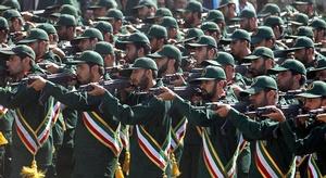 الحرس الثوري الإيران