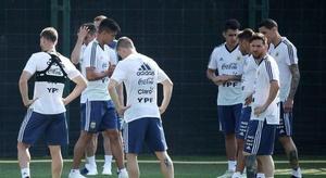 الأرجنتين تلغي مبارا