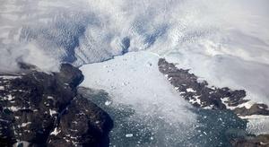 دراسة: الجليد الصناع