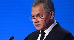 وزير الدفاع الروسي ي